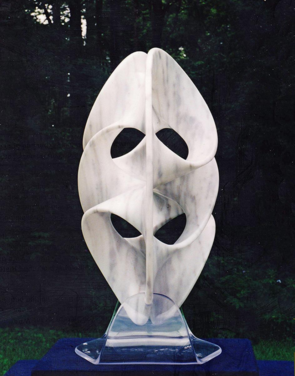 Double Helix Genesis (Marble)
